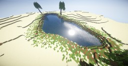 Oasis [Sandstorm project] Minecraft Map & Project