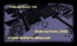 Fallout : Vault 100 [Update 1.1] Minecraft Map & Project