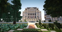 Royal Opera House Minecraft Project