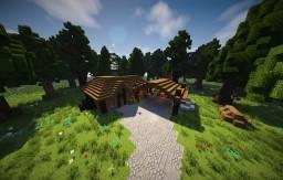 BlackSmith's House Minecraft Map & Project