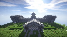 Castle Medieval Minecraft Map & Project