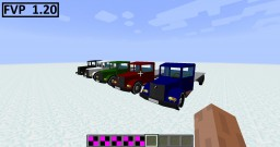 [v. 1.21] Fex's Vehicle Pack || FM/FM- (1.7-1.12 MC) {DISCONTINUED} Minecraft Mod