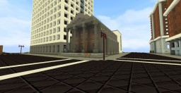 First Presbyterian Church, Los Santos Minecraft Map & Project