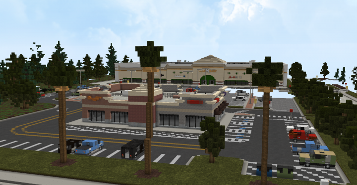 Smaller shops