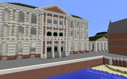Old Riga Town Hall Minecraft Map & Project