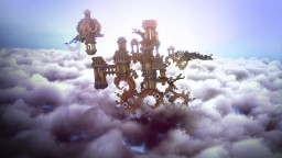 Cloud Structure training Minecraft Map & Project