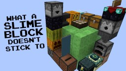 What A Slime Block Doesn't Stick To Minecraft Blog