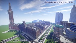 The Lille Belfry, France Minecraft Map & Project