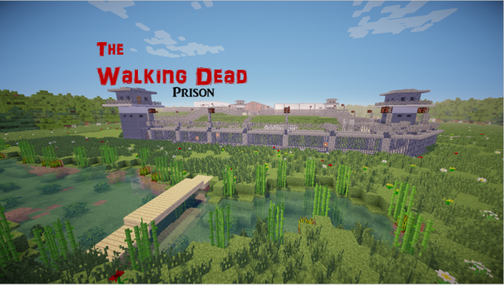 The Walking Dead Prison V16 20132016 18 Minecraft Project