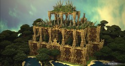 Le temple de la jungle Minecraft