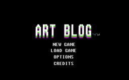 ~Art Blog ~ Minecraft Blog Post