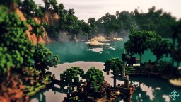 Project | Filibusters's Coast, a Pirate Bay Minecraft Map & Project