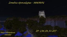 Zombie Apocalypse - MMORPG ] by Goro & iHeArCoLoRz Minecraft Server