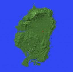 GTA V Blank map Minecraft Project