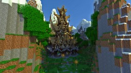 Asian style house Minecraft Map & Project