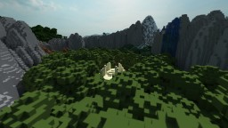 GIGANTIC! Mata-Nui Adventure Map: BIONICLE HD: LEGEND of the TOA Minecraft Project