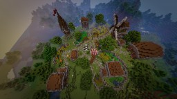 Floral ranch (Download / Realms) Minecraft Map & Project