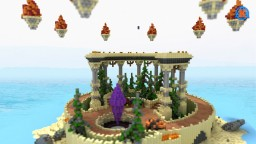 151x151 Plot Spawn || Downloadable || Free to Use! Minecraft Project