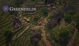 Greenfields Minecraft Map & Project