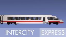 Intercity Express 3 Minecraft Map & Project