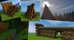 Nordic Building Pack Minecraft Project