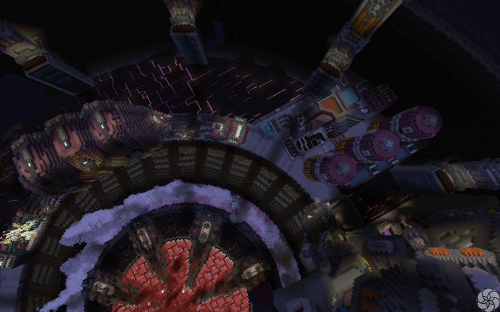 In game screenshot shaderless