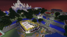 Doomblade's Cathedral & Spawn Minecraft Map & Project