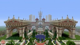 Gaurdian City, The Something Epic Project On PS3 PS4 Minecraft Project