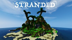 Stranded Island Minecraft Map & Project