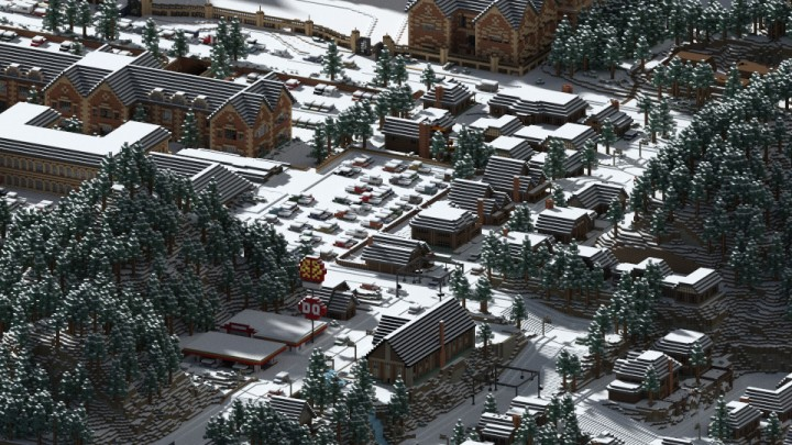 Rural area - taken in 2014. Will update render with new changes.