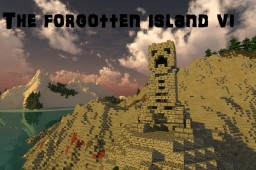 The Forgotten Island VI (survival map) Minecraft Map & Project