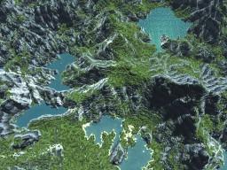 Soreni Noalma - Custom Experimental Terrain Minecraft Project