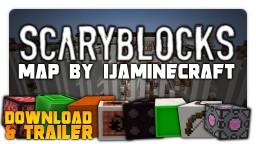 """Scary Blocks"" - Adventure Map Singleplayer 1.8.7 Minecraft"