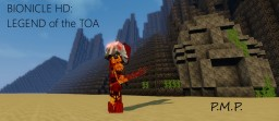 BIONICLE HD: LEGEND of the TOA Minecraft Texture Pack