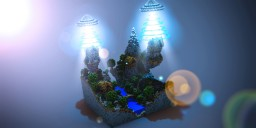 UFO Plot Minecraft Map & Project