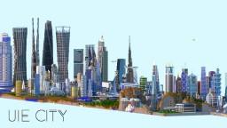 U.I.E City Minecraft