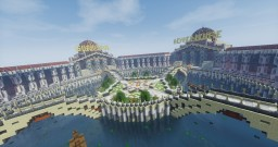 Italian Themed Hub Minecraft Map & Project