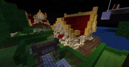 Ember island House Minecraft Map & Project