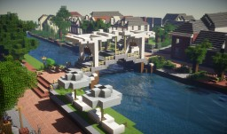 Dutch town project: Vreeland Minecraft Map & Project