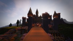 Gilendall - A Medieval Capital City Minecraft Map & Project
