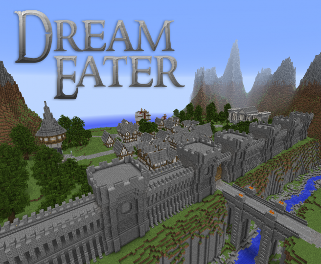 DREAM EATER - Minecraft Adventure Map Minecraft Project on