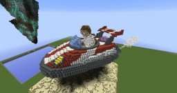 Landspeeder [Buildoff] Minecraft Project