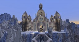 Manic-craft's New Spawn Minecraft Map & Project