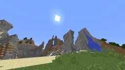 How to create epic mountainous landscapes in Minecraft 1.9 Minecraft