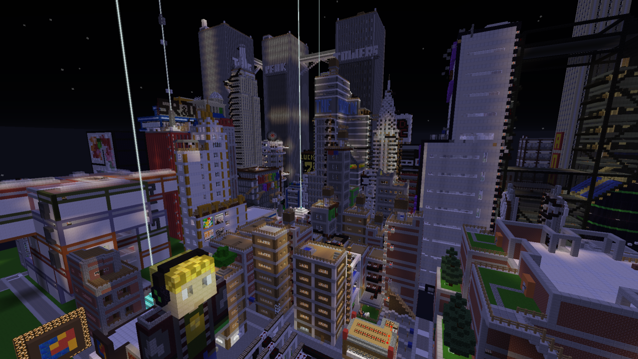 We're Back! - REDSTONE CITY! 7 0! Minecraft Project