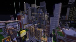 We're Back! - REDSTONE CITY! 7.0! Minecraft Map & Project