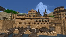 Devon Al-Shi, the City of the Black Gate Minecraft