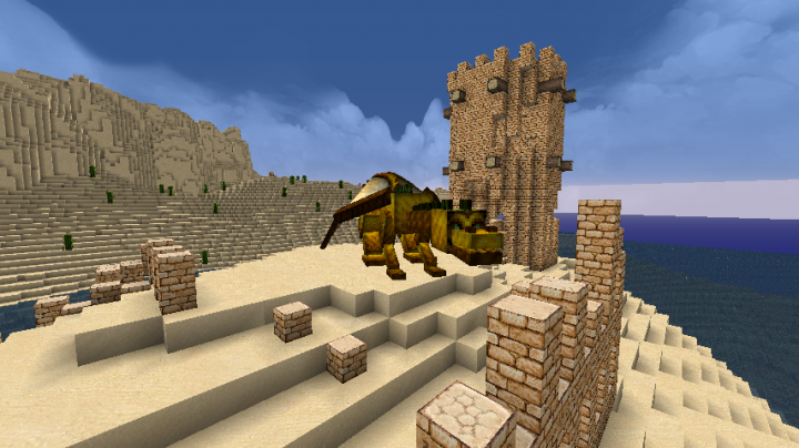 Just your neighborhood friendly dragon..