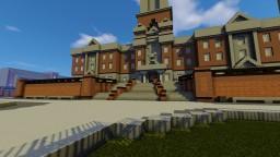 Bullworth Academy [A School]  .. :/ Minecraft