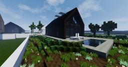 Oldwood | Modern Barn | BCS Minecraft